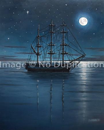 2013 WB Bounty moonlight