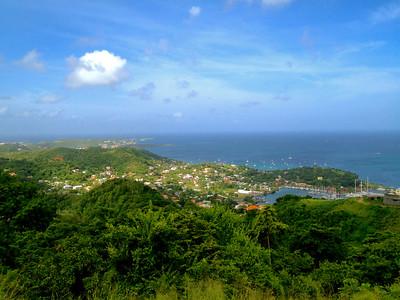 2014: Cutty's Island Tour of Grenada