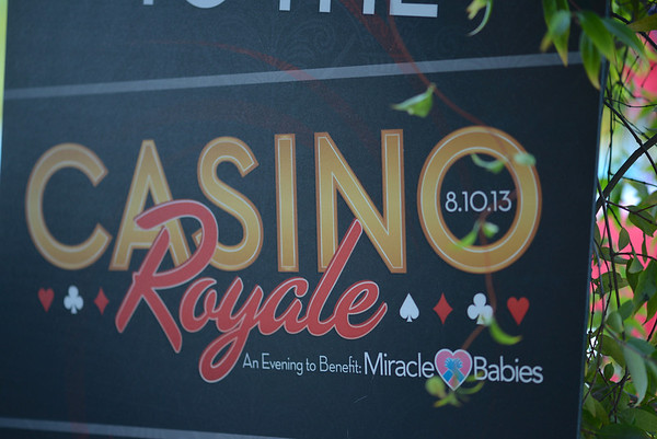 Miracle Babies 2013 VIP Casino Royale