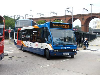 Stagecoach Manchester [minibus]