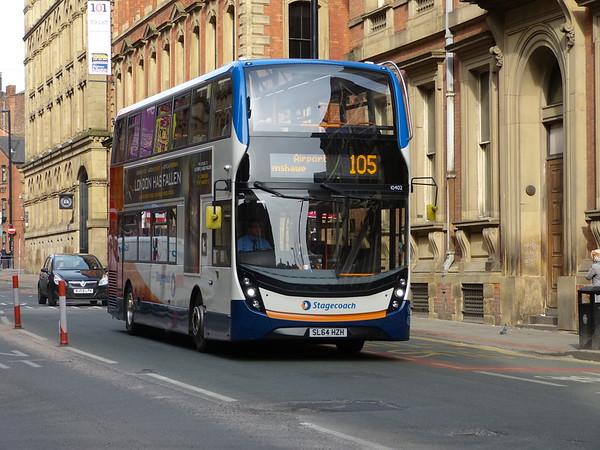 10402 [Sharston] 160229 Manchester