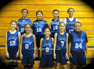 06-22-14  2014 Eastsidaz Girls Basketball Team Photo