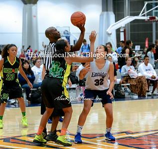 07-23-14 AAU West Coast Nationals Eastsidaz Girls vs AIMHIGH