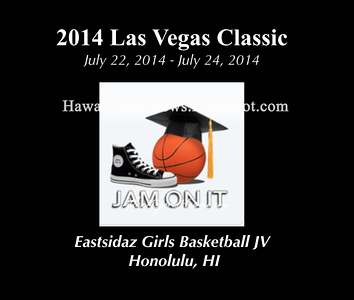 07-24-14 JOI Las Vegas Classic Eastsidaz JV vs New Zealand Basketball Academy u15g (43-57).