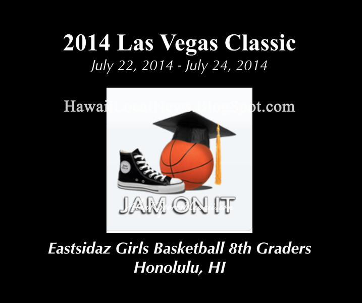 8th Graders 2014 Las Vegas Classic