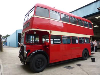 Bristol K5G [HPW133] 150809 LVVS, Lincoln