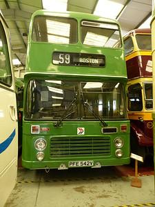 Bristol VRT [PFE542V] 150809 LVVS, Lincoln