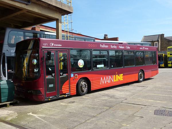 Burnley & Pendle 1071 160508 Burnley