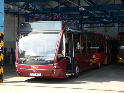 Burnley & Pendle 285 160508 Burnley