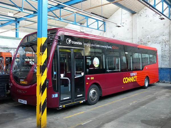 Burnley & Pendle 603 160508 Burnley