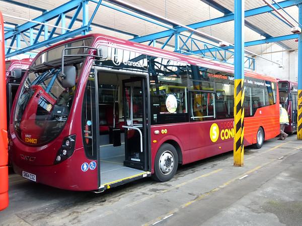 Burnley & Pendle 605 160508 Burnley