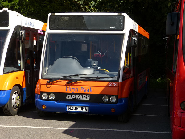 Centrebus [High Peak] 278 160807 Dove Holes