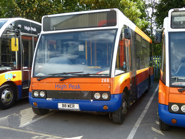 Centrebus [High Peak] 269 160807 Dove Holes