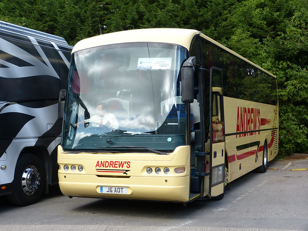 Andrew's J6AOT 160807 Tideswell