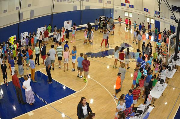 Middle School Activities Fair