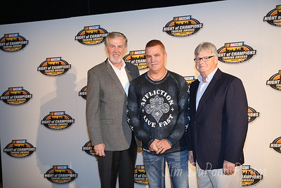 NASCAR  Night of Champions Touring Awards 2015