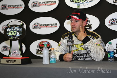 NWMT 7/18/2015 Andy Blacksmith 100 New Hampshire Motor Speedway