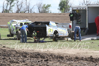 Wakeeney Speedway 5-25-15