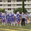 MoHS JV Football vs Kapolei 2014
