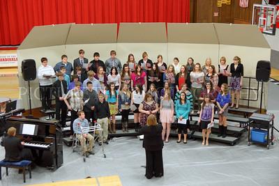 2014 LHS Band & Choir Concert