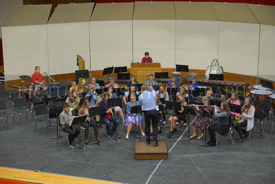LHS Middle & High School Concert 10-26-15