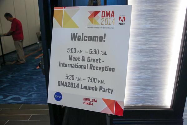 DMA2014 Kick Off Party and Intl Meet & Greet