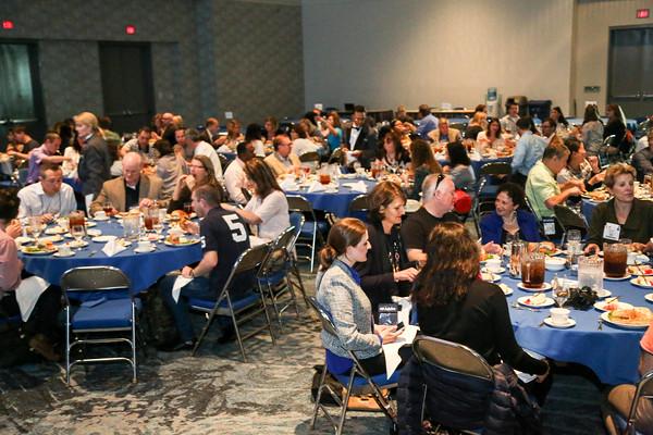 Weekend Luncheon & Keynote (Erik Johnsn)
