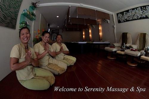 Serenity Massage and Spa