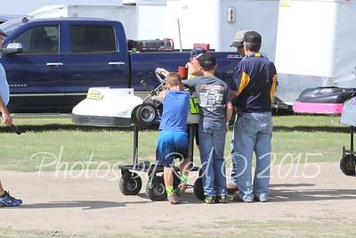 Wakeeney Mini Speedway 6-6-15