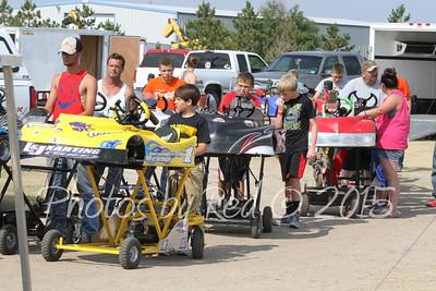Wakeeney Mini Speedway 7-3-15