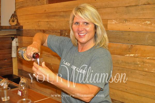 YOUR Williamson Summer Mixer