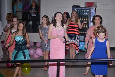 2015 CMS Spring dance