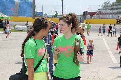 MARANDA'S PARK PARTY AT BERLIN RACEWAY (GALLERY #2) 7-9-15
