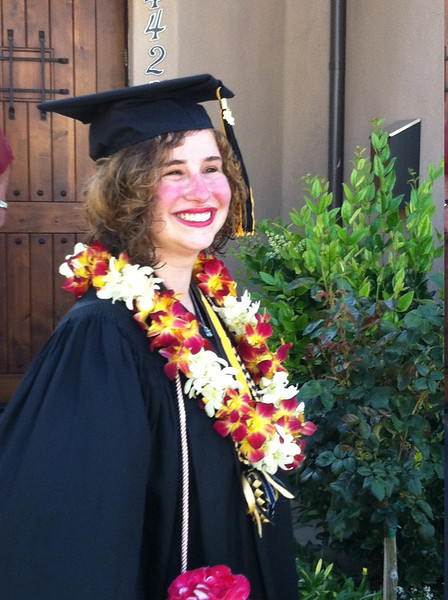 Shayna HS Graduation 25Jul2012