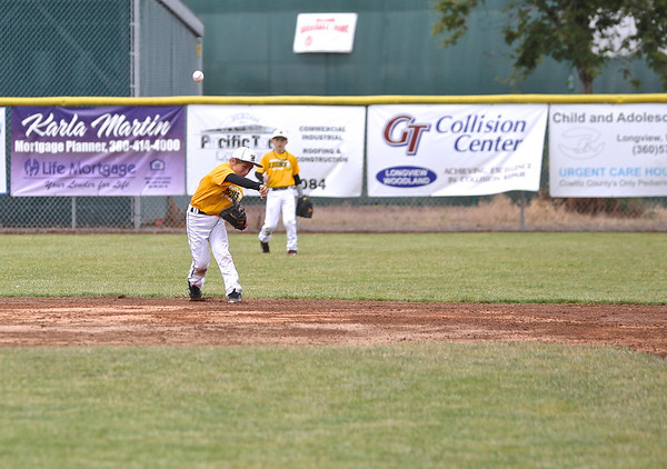 West Linn vs Longview June 15, 2014