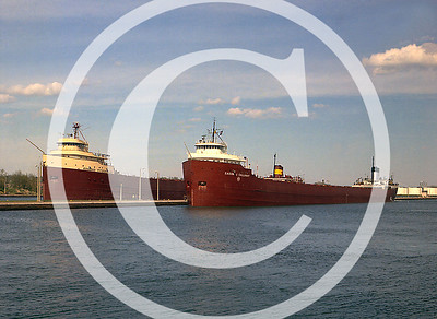 Catalog #: HW-EF-01 . . . with Cason J. Callaway at the Soo Locks
