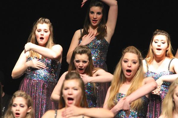 Linn-Mar Show Choir 2015
