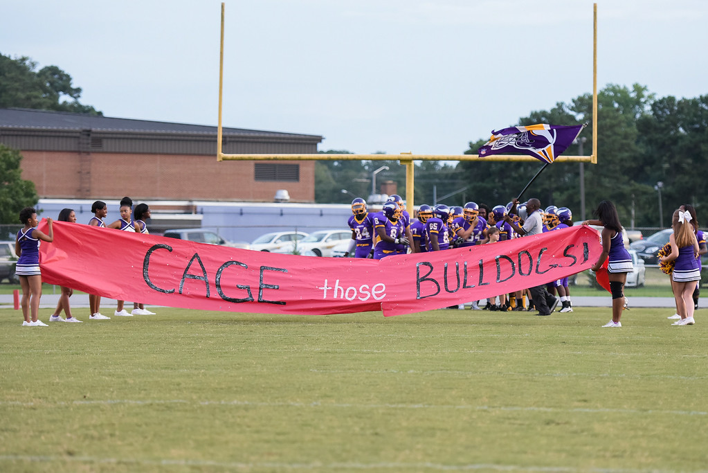 Tarboro defeats Nash Central  33-6 in the season opener. Friday August 22, 2014 in Tarboro, NC (Photos By Anthony Barham)