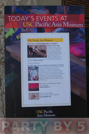 Luna Lee Live in Concert at USC Pacific Asia Museum