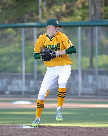 West Linn vs Tigard April 17, 2015
