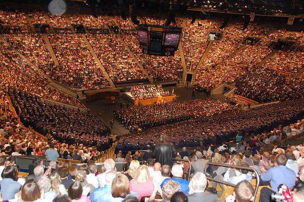 BYU Graduation 2014