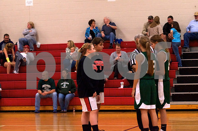 CMS Girls BB 2013-14 Vrs Greenbrier