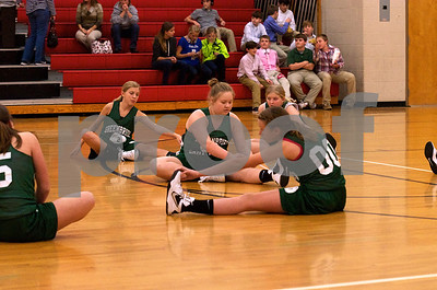 CMS Girls JV Vrs Greenbrier