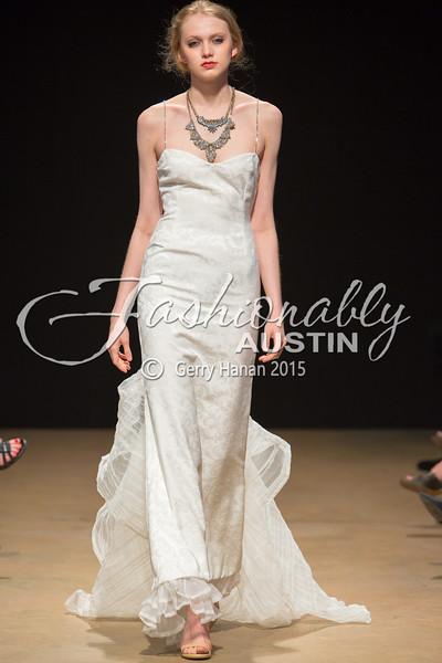 Sally Daneshjou Austin Fashion Week 2015.