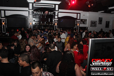 2-15-14 DJ CAMILO #Heavyhitters @ WALL ST. Crazy Saturdays
