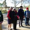 Noel Ferri, Ian Bradshaw, Marg Gillick, Stuart James, ..., Gerry Engwerda, Tyrone Dark at Pioneer Park in Wangaratta