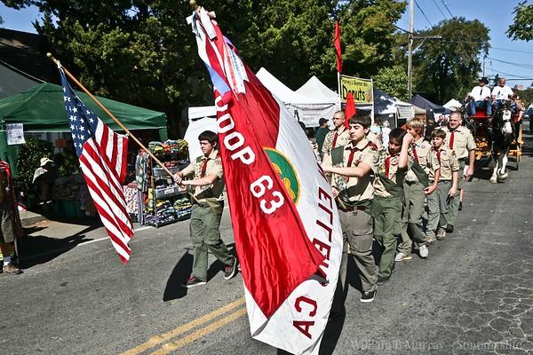 2013 Parade Glen Ellen