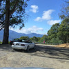 Tawonga Gap lookout car park