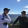 Ron & Gerry, Tawonga Gap lookout
