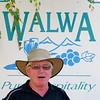 John Gleeson ... what a Walwa!